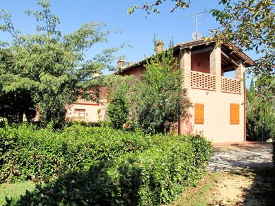 Photo for Apartment Casa Rossa  in Certaldo (FI), Florence and surroundings - 5 persons, 3 bedrooms