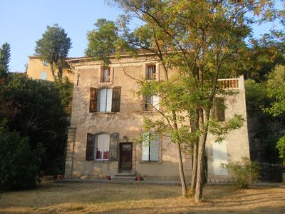 Photo for Charming Bastide XVIII in the heart of Provence