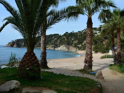 Photo for House with beach for the exclusive use of residents in Tossa de Mar