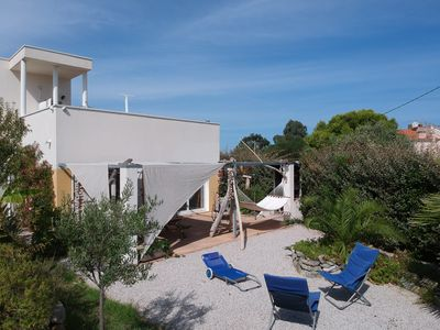 Photo for Villa in Calvi 5min from the beach, quiet, with vegetable garden and summer kitchen