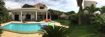 Photo for House with pool 200 m from the beach