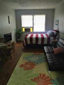 Photo for Loft style downtown 1 bedroom