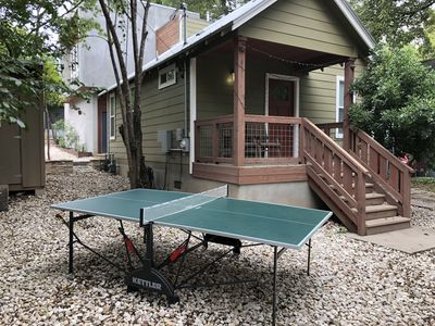 Photo for NEW & FUN! East Austin Compound
