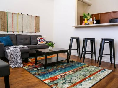 Photo for COLORFUL 2BR IN HISTORIC BLDG NORTH SIDE MILE SQ