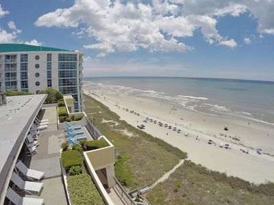 Photo for ONLY ONE-ROOFTOP PENTHOUSE-Family Beach House via PRIVATE KEY access elevator #1