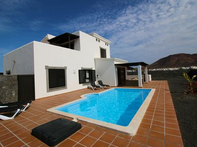 Photo for Casa Leila - An adults-only, luxury, private villa to rent in Faro Park!