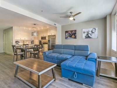 Photo for 1BR Condo Vacation Rental in New Orleans, Louisiana