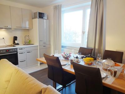 Photo for Beautiful 3 room apartment Herrenbach - near Lechhausen and city center