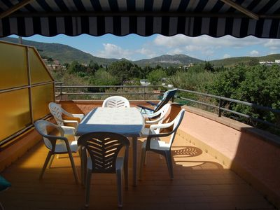 Photo for Apartment located in the heart of Port de Llançà, just 30m away from the Port Beach and
