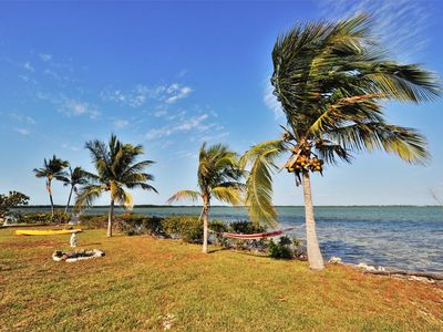 Photo for Spacious 3 bed/2 bath waterfront retreat on beautiful Sugarloaf Sound