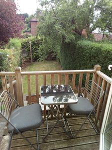 Photo for £60/night cosy annex in the beautiful  suburbs of Nottingham. Close to shops!