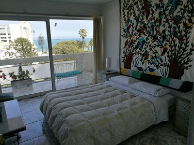 Photo for Enjoy Viña at it's Best, Beautiful apartment for 6 with Ocean view