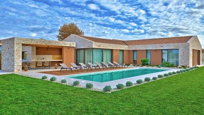 Photo for Brand NEW 4 beds villa with amazing views!