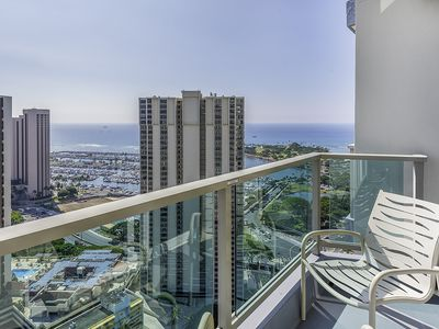 Photo for 4br/4.5ba Presidential Suite Ala Moana3307,Spectacular Ocean Views! Book Now!