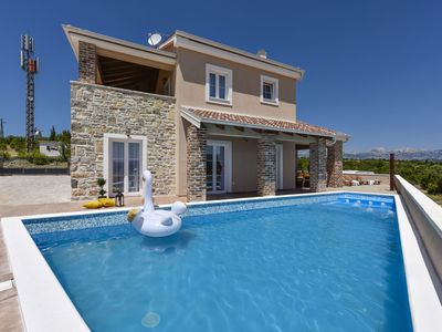 Photo for This 3-bedroom villa for up to 8 guests has a private swimming pool