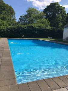 Photo for Historic Westhampton Home Family and Pet friendly on 2 Acres of Privacy
