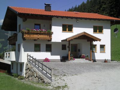 Photo for Modern and cosy house on the Gerlosberg with fantastic view.