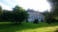 Historical living on a large scale in beautiful surroundings- with perfect hosts