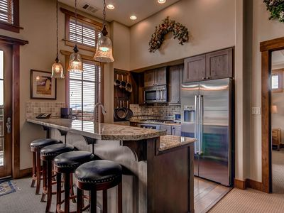 Photo for One Ski Hill | Luxury 3 Bedroom Rental | Ski-In, Ski-Out | Amazing Amenities