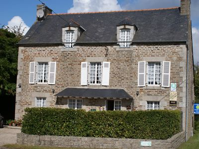 Photo for ROOMS, GITE AND TABLE OF CHARMING HOSTS ON THE RANK BETWEEN DINAN AND DINARD