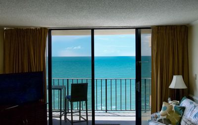 Photo for Royal Gardens Ocean Front Resort 2 Bedroom 2 Bath Condo In Garden City Beach