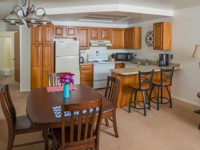 Photo for Mountain View Condo 9 miles from Park City Mountain