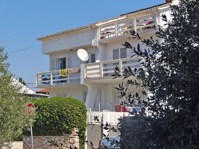 Photo for Apartments im Haus Nelica, Novalja  in Pag - 8 persons, 4 bedrooms