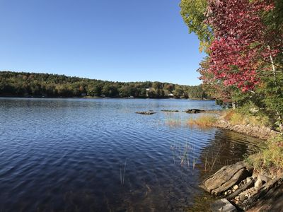 Photo for Whispering Pines Camp on beautiful Sheepscot Lake