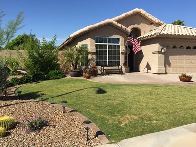 Photo for Charming Phoenix Retreat With Private HEATED Pool