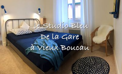 Photo for The blue studio of the station in Vieux Boucau