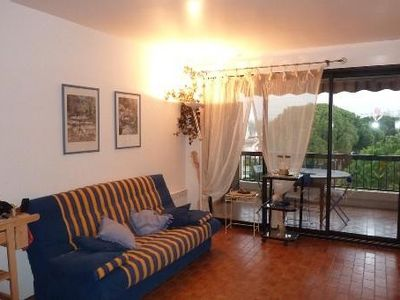Photo for Nice Apt T2 - Quiet Res 200 m from the sea - with private garage