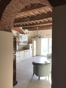 Photo for Casa Santi Franceschi, 200 sqm with garden 2 steps from the sea
