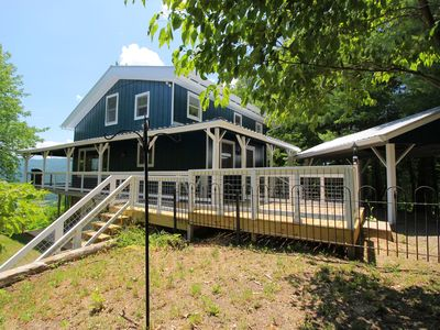 Photo for 4BR House Vacation Rental in Franklin, North Carolina