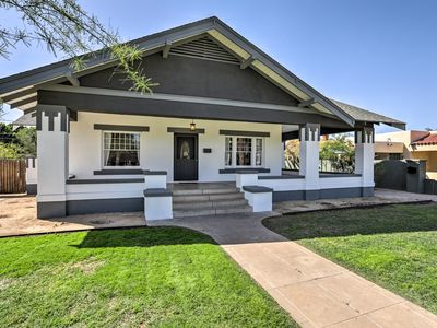 Photo for NEW! Remodeled Phoenix Home - Walk to Downtown!
