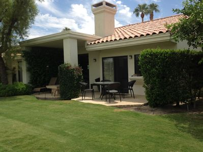 1900 sqft Bungalow on the 15th green on the Stadium Course