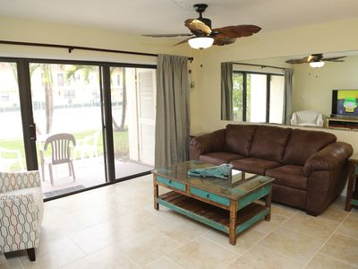 Photo for Right on the Ocean - Ground Floor and Pet Friendly - Next to Pier