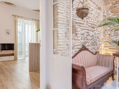 Photo for Air-conditioned Studio-Apartment in the Heart of Old Town with Balcony and Wi-Fi