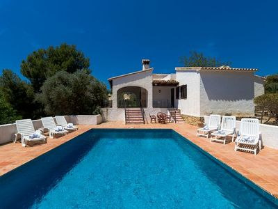 Photo for Fanadix Villa, Sleeps 6 with Pool and WiFi