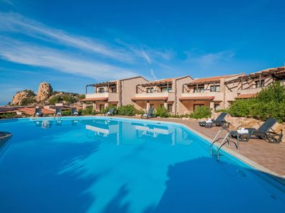 Photo for Apartment Paradise in Costa Paradiso - 6 persons, 2 bedrooms