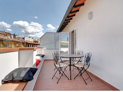 Photo for Barbadori Terrace in Florence