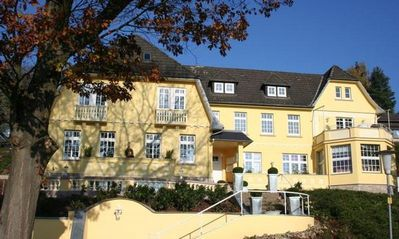 Photo for Apartment Bad Pyrmont for 1 - 4 people with 2 bedrooms - Stately country house / villa