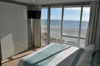Wake up to Beautiful Views from the Bedroom