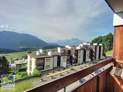 Photo for Dents du Midi A11 1 bedroom apartment for 2 to 4 people at third floor of an apartment house at abou