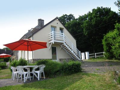 Photo for Wonderful gîte in the Suisse Normande with lovely garden and gorgeous view.