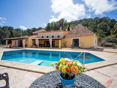 Photo for Finca La Perla (050102) - Country house for 10 people in Andratx