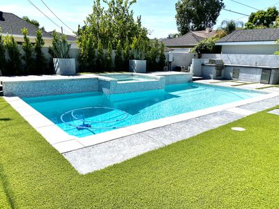 Photo for Gorgeous BRAND New contemporary villa W/ POOL&SPA in Sherman Oaks