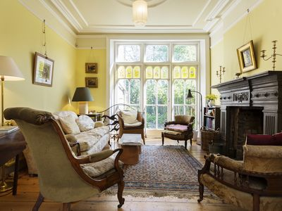 Photo for Traditional family home sleeping 7, with lovely garden, in Islington (Veeve)