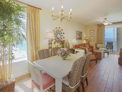 Photo for RENTING SPRING & SUMMER NOW - BEACH FRONT CONDO W/GREAT VIEWS  & VIP PARK PASSES