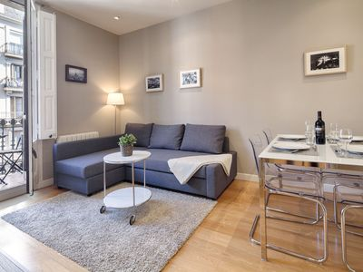 Photo for Modern and cosy 1 bedroom apt