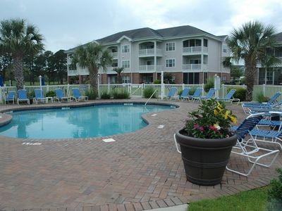 Photo for Best Value,5 Star,First Class, 1st Flr,2 Bd/2 Br, Free Wifi, Beach, Golf Course